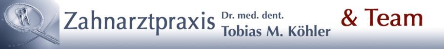 Zahnarztpraxis Dr. Köhler